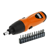 New 6V Electric Screwdriver Battery Operated Cordless Screwdriver Drill Tool|Electric Screwdrivers| |  -