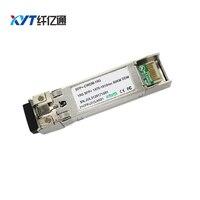 Free Shipping 1290nm 1310nm 1330nm CWDM SFP+ 10KM Fiber Optic transceiver Module 10G SFP Module