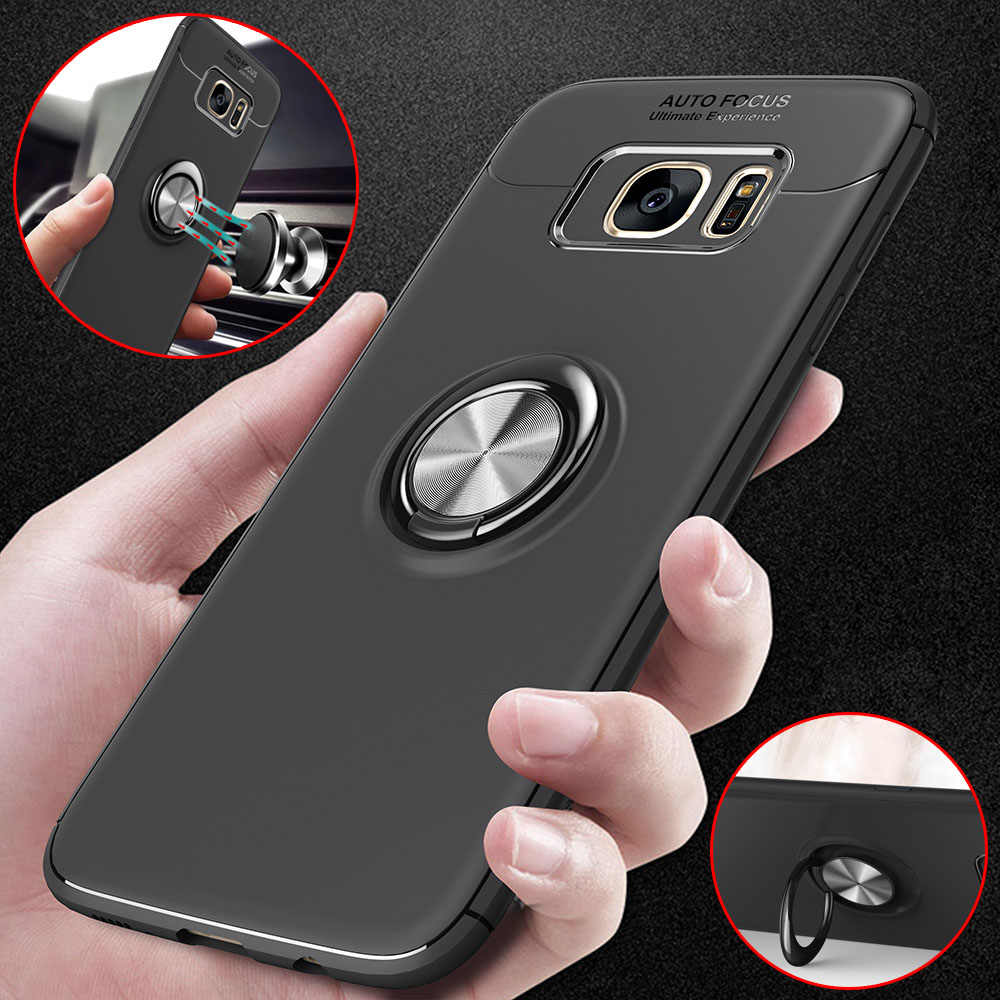 Coque Cover 5.5For Samsung Galaxy S7 Tepi Kasus untuk Samsung Galaxy S7 Edge S7edge Dual SIM SM G935F G935 G935FD coque Cover Case