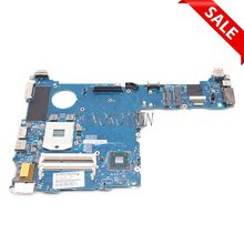 Nokotion para hp elitebook 2560p intel placa mãe do portátil 651358-001 qm67 chipest gma hd3000 ddr3 intel(China)