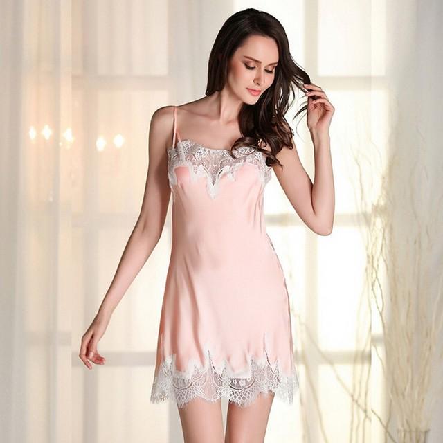Verão StyleRayon Mulheres Roupão Quimono de Cetim Longo Robe Sexy Lingerie Hot Pijamas