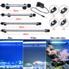 Blue And White Light 18 48CM New Waterproof Fish Tank Lamp Plant Growth Aquarium LED Decorative