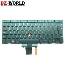 Новая/оригинальная TR Турецкая клавиатура с подсветкой для Lenovo Thinkpad X1 1293 1294 Турецкая подсветка Teclado 0B35741 04W2785