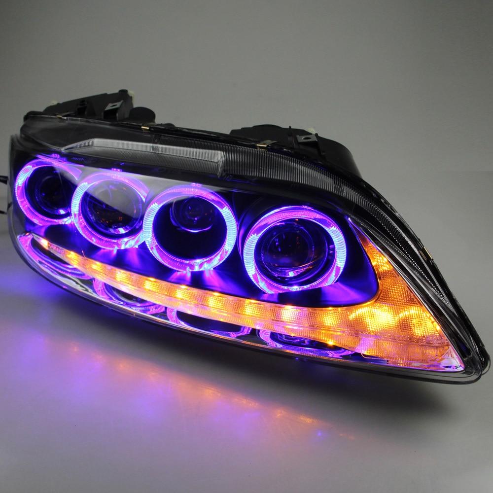 how to change headlights on mazda6