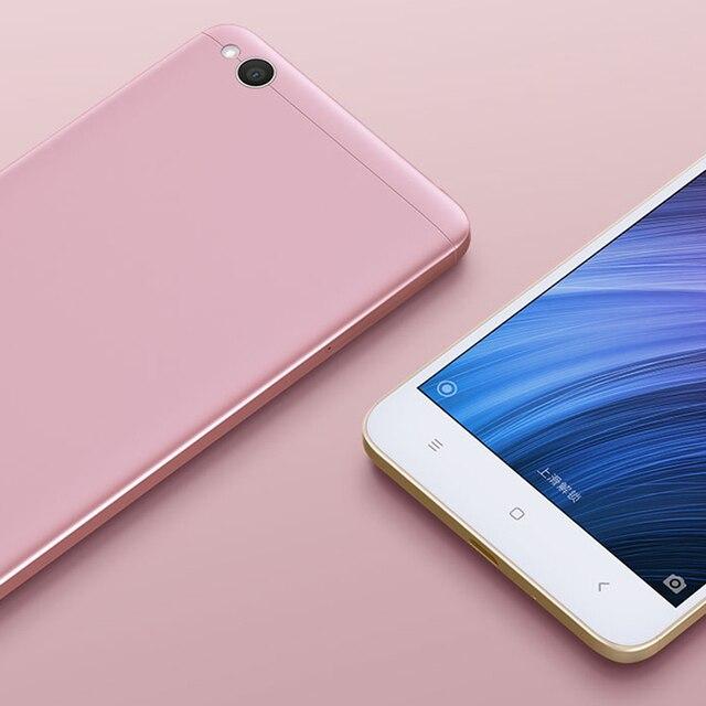 Xiaomi Redmi 4A Mobile Phone Snapdragon 425 Quad Core CPU 2GB RAM 16GB ROM 5.0 Inch 13.0MP camera 3120mAh Battery