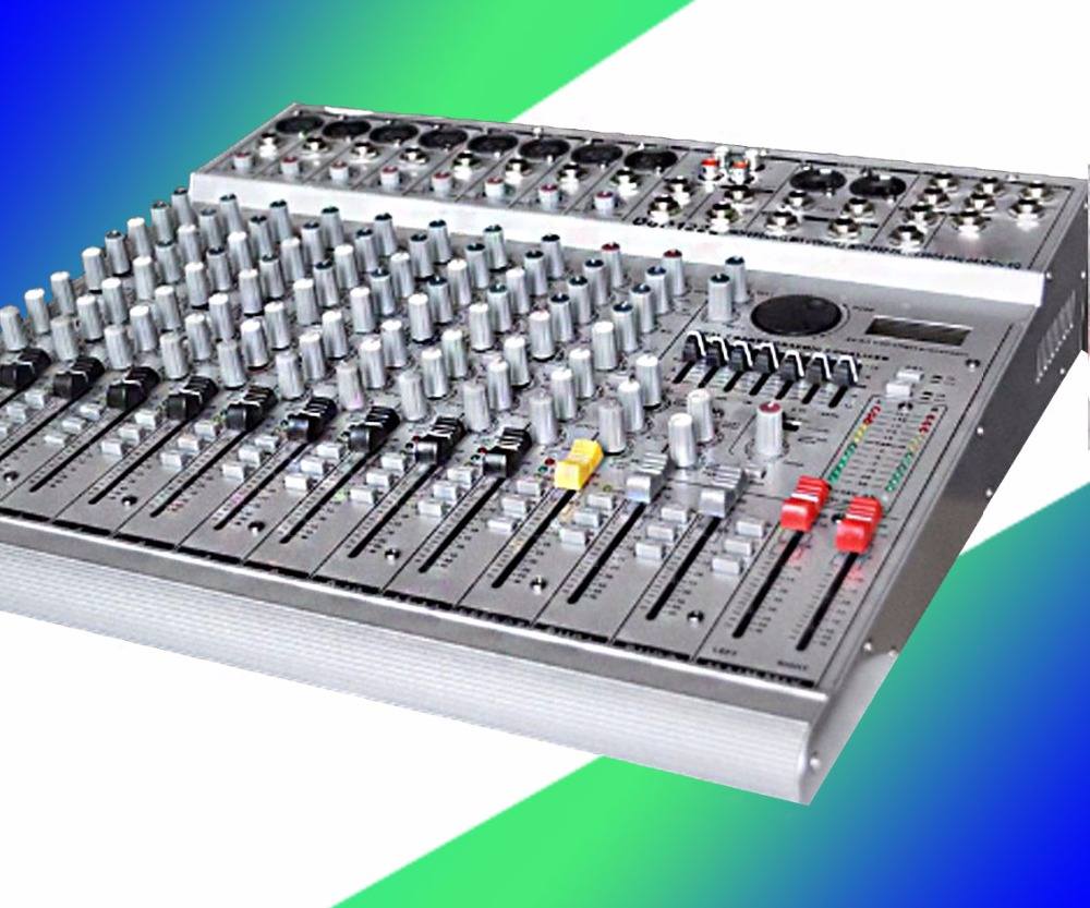 Professional audio performance wedding DJ effect mixer digital effect speaker equipment