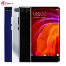 Doogee MIX 4G Smartphone 5.5 inç HD Ekran Android 7.0 Helio P25 Octa Çekirdek 6 GB RAM 64 GB ROM 3380 mAh 16MP Kamera Cep telefon