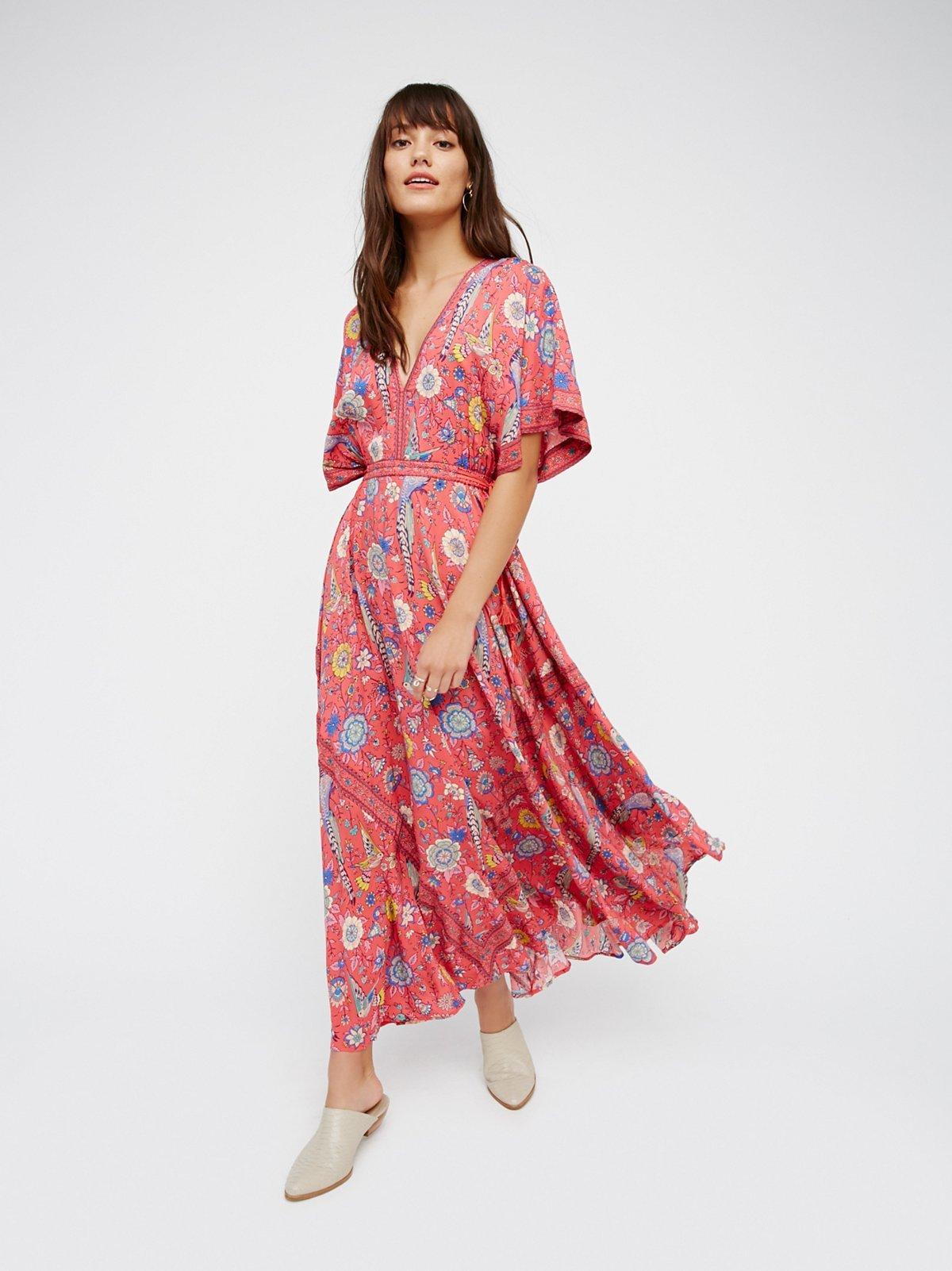 Lujoso Vestido De Fiesta Hippie Fotos - Colección de Vestidos de ...