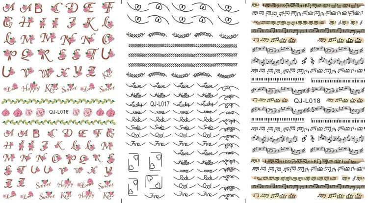 Dollar Crafts Archive Tutorial Diy Nail Stencil Printable Designs Art Stencils Free
