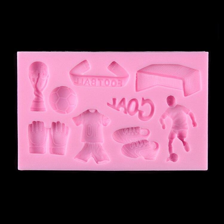 Herramienta de fabricación de joyería artesanía Pata de Gato Lindo Pastel Molde de silicona molde de resina 1pc