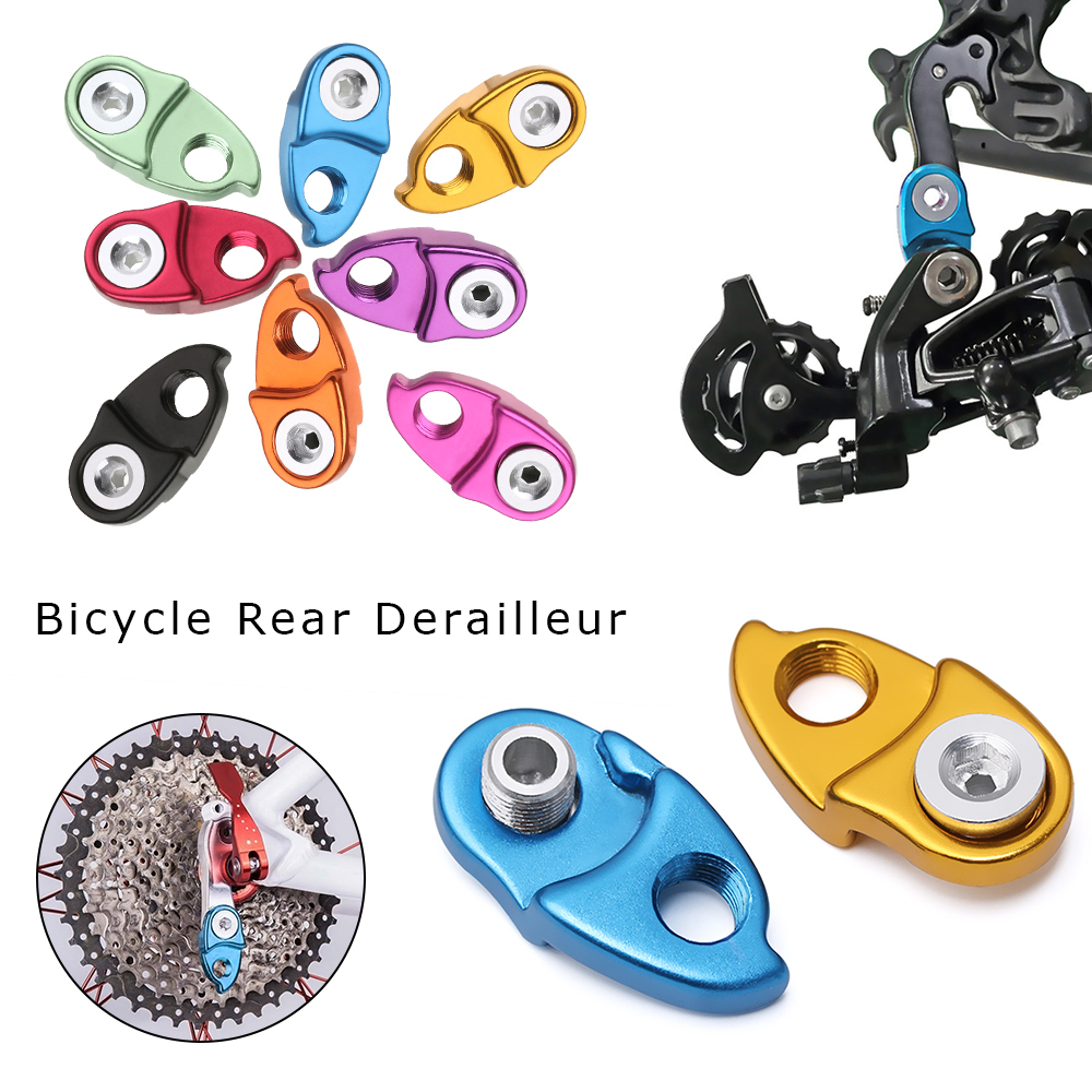Bicycle Rear Derailleur Hanger Extension Extender MTB Cycling Frame Gear Tail