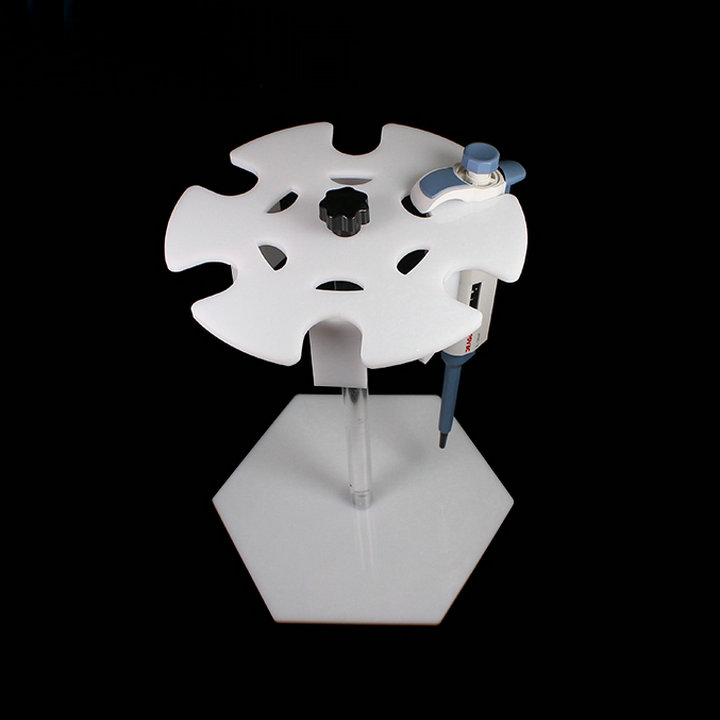 Free shipping 1Piece/lot Multipurpose pipette frame Disk pipette rack, Pipette gun pipette holder support stand