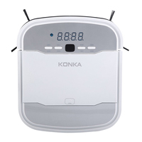 Konka KC-V1 로봇 식 진공 청소기 자동 원격 제어 청소 로봇 1800 pa 흡입 2200 mah 배터리