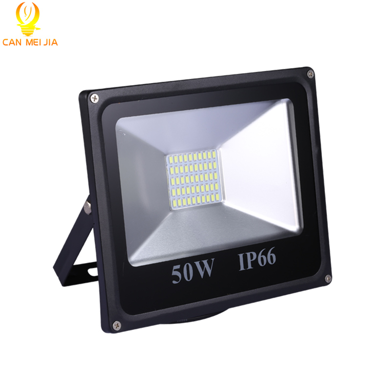 NEW Led Floodlights 10W 30W 50W 100W 150W SMD5730 LED Flood Light Lamp Outdoor IP66 Waterproof Spotlight 220V Warm Cold White 10w 800lm white flood light projection lamp 220v