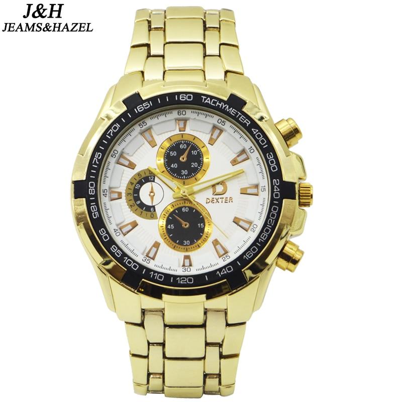 """""""JEAMS & HAZEL"""" prabangūs mados kokybės sportiniai vyrai - Vyriški laikrodžiai - Nuotrauka 6"""