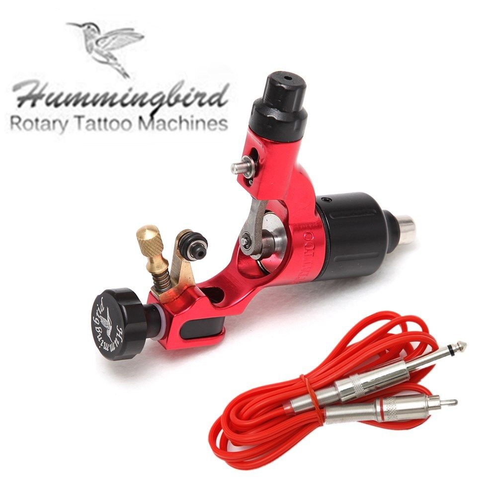 hummingbird rotary machine v2