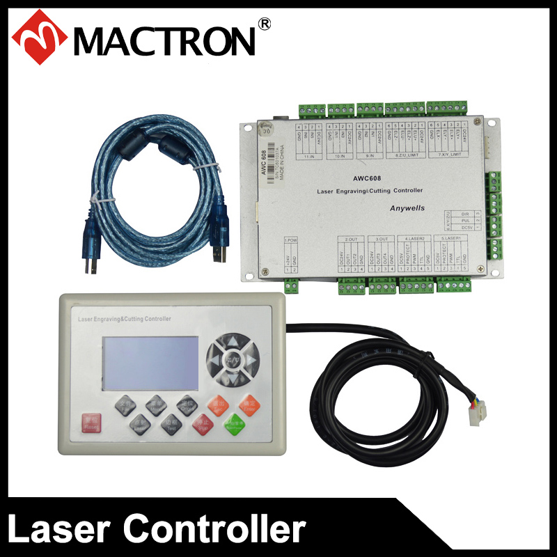 Aliexpress.com : Buy Co2 Laser Controller AWC608 from Reliable ...