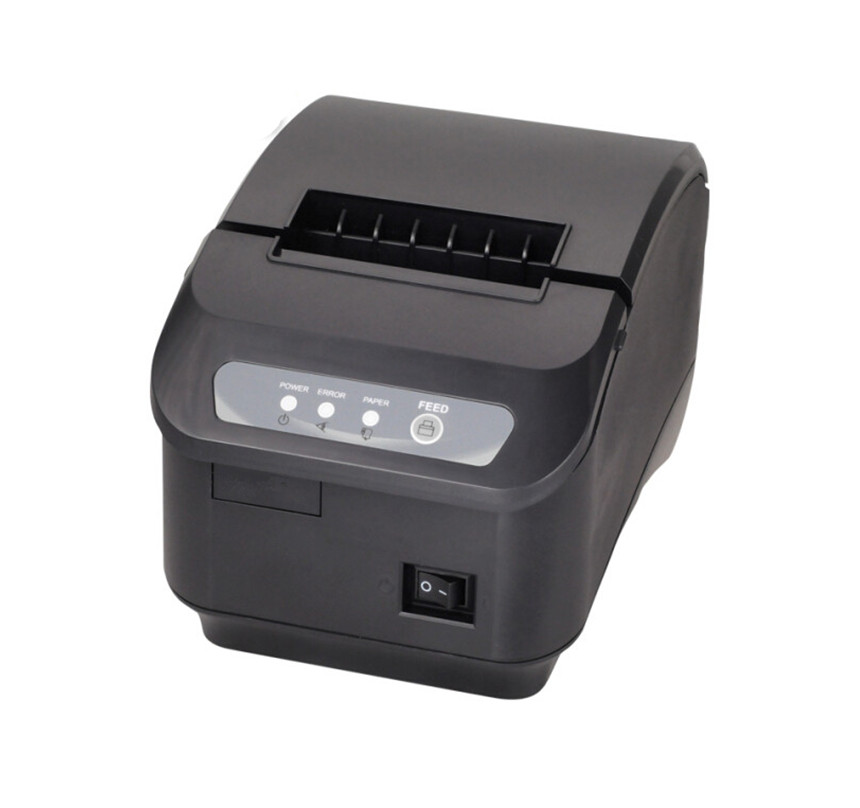 Factory outlets pos printer High quality 80mm thermal receipt printer automatic cutting USB+Serial port /Ethernet ports itpp066 high quality 80mm thermal receipt printer 260mm s automatic cutter usb serial ethernet port esc pos
