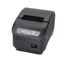 Factory outlets pos printer High quality 80mm thermal receipt printer automatic cutting USB+Serial port /Ethernet ports