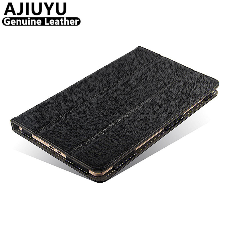 Genuine Leather For Huawei MediaPad M2 8.0 Case m2 8 Case Protective Smart Cover Tablet M2-801W M2-803L 803L Protector Cowhide for mediapad m2 ultra thin smart filp pu leather case cover for huawei mediapad m2 7 tablet case stand cover protective stand