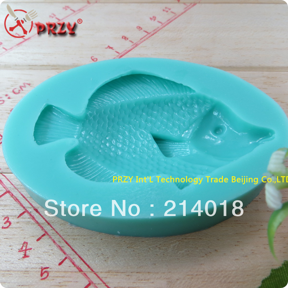 Tropical Fish Shaped Large Wholesale Hot Sale Chocolate
