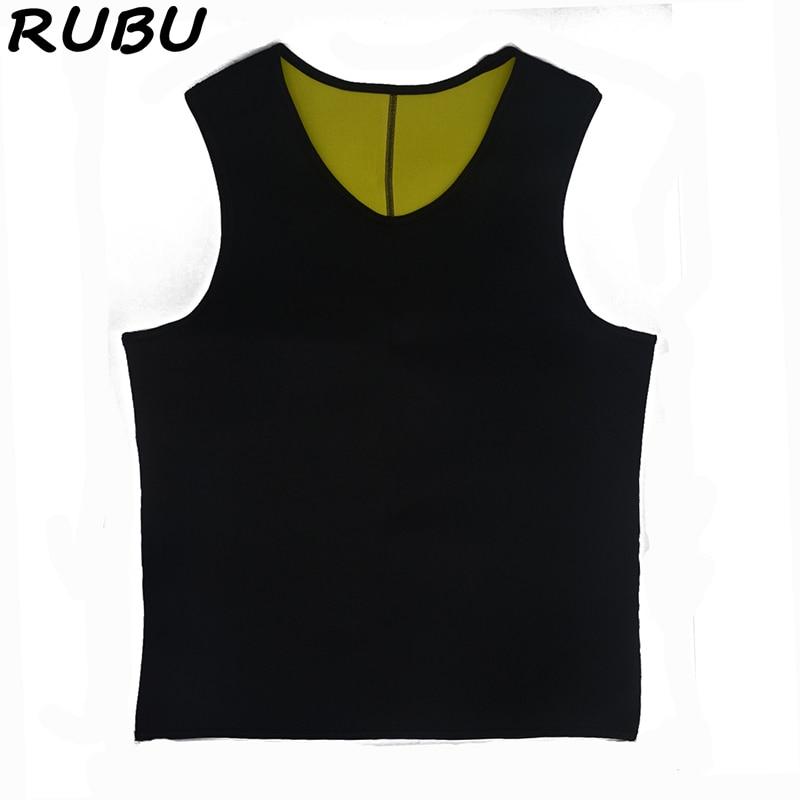 Hot Shapers Men Sweating Sportes Slimming Body Shaper Waist Trimmer Belt Plus Size XXL Men Underwear Strap Sporting Shirt 8AD172