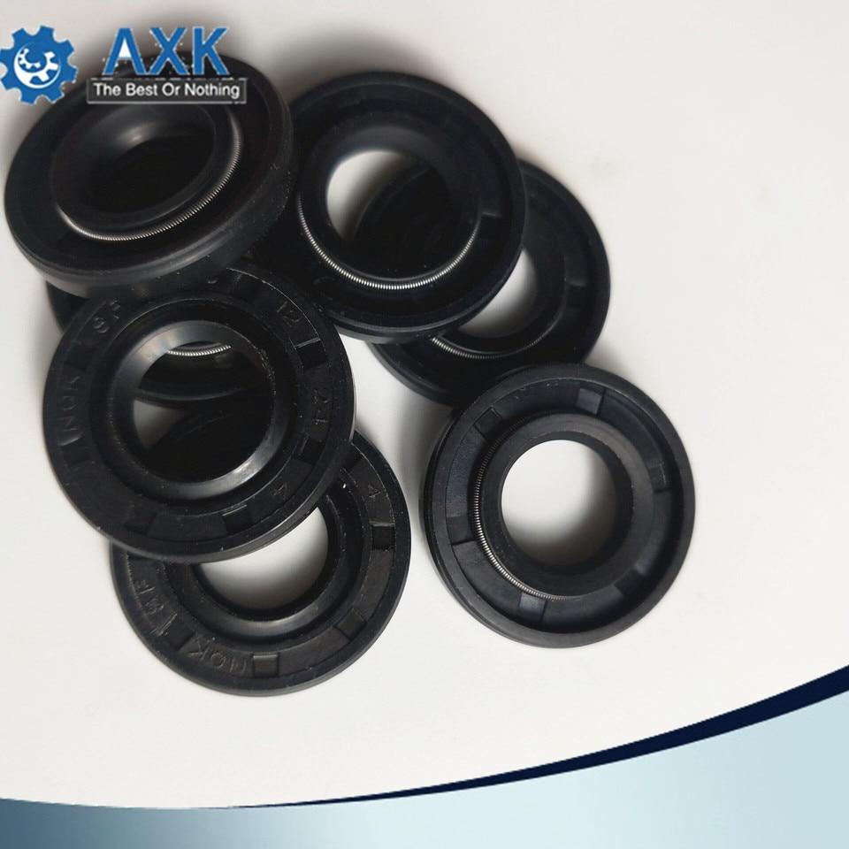Size : 14x29x7 mm YINGJUN 10Pcs TC Type Oil Seal Gasket 14x20x21x22x23x24x25x26x27x28x29x30x4x5x6x7x8x9x10mm Bearing Accessories NBR Skeleton Oil Seals Ring Gasket