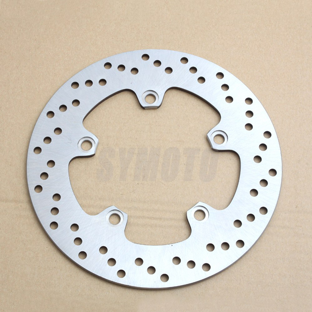 250mm Motorcycle Rear Brake Disc Rotor For <font><b>SUZUKI</b></font> AN 650 <font><b>Burgman</b></font> 650 <font><b>AN650</b></font> 2004-2012 04 05 06 07 08 09 10 11 12 image