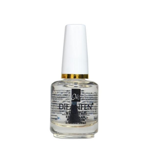 20ml Brand Transparent Top Coat Nail Polish Increase Nails Gloss Professional Lacquer Nail Art Varnish Nail Enamel