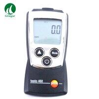 Testo 460 Digital Tachometer Optical RPM Measurement with LED Sighting
