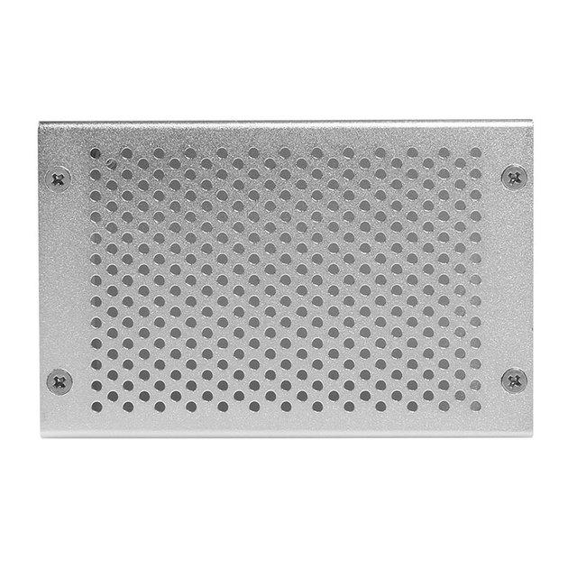 For Raspberry Pi 3 Aluminum Case Metal Case + Screws + Heat Sink Enclosure Kit For Raspberry Pi 3 Model B + New