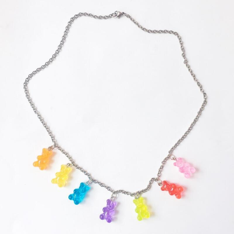 collier couleur