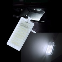 PA LED 1pcs x No Error For MINI COOPER R50 R57 R60 Interior Glove Box Light LED Replacement Bulb Lamp White