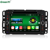 2 Din RAM 2GB Android 7 1 2 Tablet PC Car DVD GPS For Chevrolet GMC