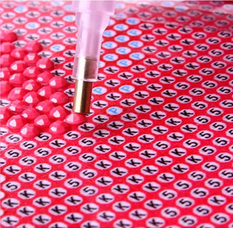 Taladro redondo completo 5D DIY diamante bordado Santa en el techo diamante pintura punto de cruz diamante mosaico Decoración