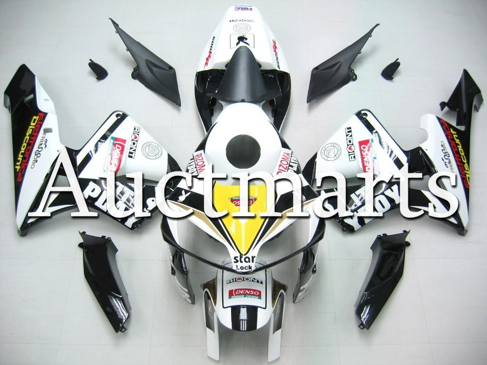 For Honda CBR 600 RR 2005 2006 Injection  ABS Plastic motorcycle Fairing Kit Bodywork CBR 600RR 05 06 CBR600RR CBR600 RR CB76 for honda cbr600rr 2007 2008 2009 2010 2011 2012 motorbike seat cover cbr 600 rr motorcycle red fairing rear sear cowl cover