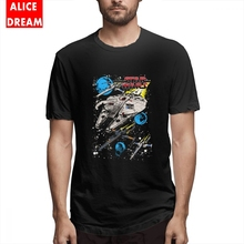 купить 3D Print Star wars t shirt Men's Quality Resistance Squadron Tee Shirt Graphic Homme Tee Shirt O-neck AliceDram Homme Tee Shirt по цене 697.67 рублей