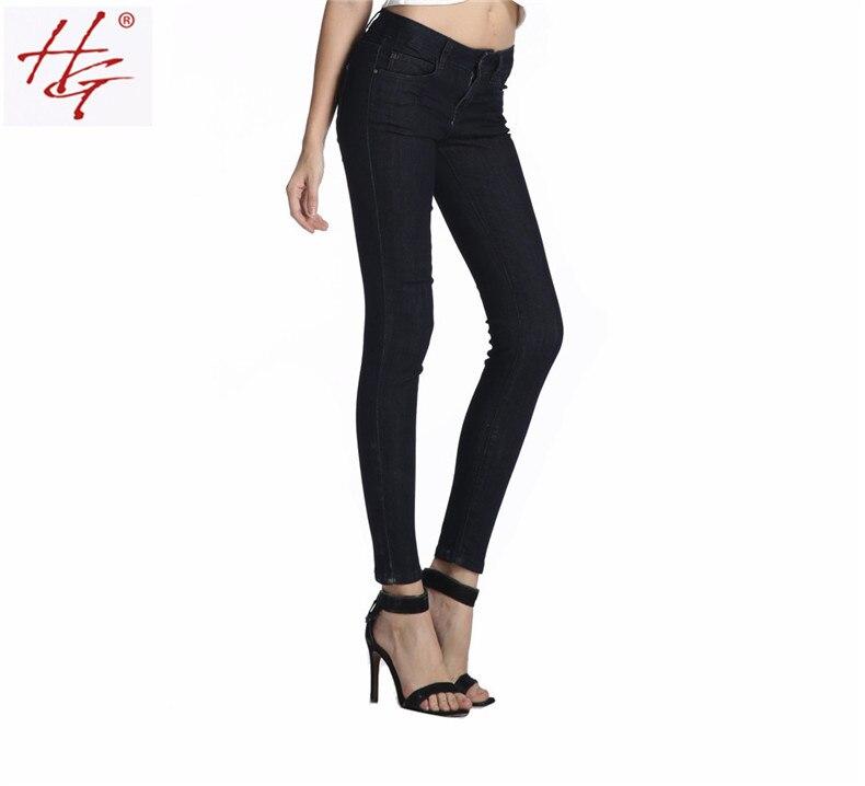 Aliexpress.com : Buy HG#X17 2015 good quality black skinny jeans ...