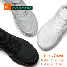Xiaomi CODOON Smart Shoes with Smart Chips Mijia Bretheable High-elastic Light Running Mens Sports Shoes for Marathon Smart Home недорго, оригинальная цена