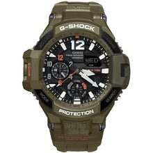 Casio WATCH fashion multi-functional sports male watch GA-1100KH-3A GA-1100RG-1A