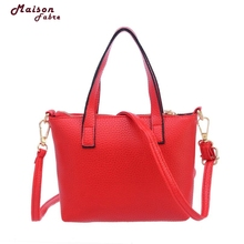Maison Fabre Casual Handbag Women Fashion Handbag Shoulder Bag Leather Tote Ladies Purse Dropshipping Fre01