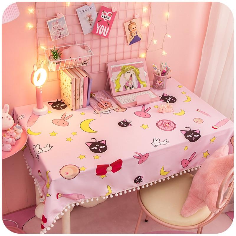 Sailor Moon Table Cloth