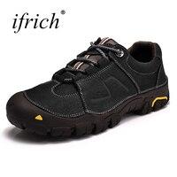 Спортивная обувь Для мужчин Кружево до Пояса из натуральной кожи Обувь Для мужчин удобные низкие Брендовая обувь резиновой подошвой Дизайн...