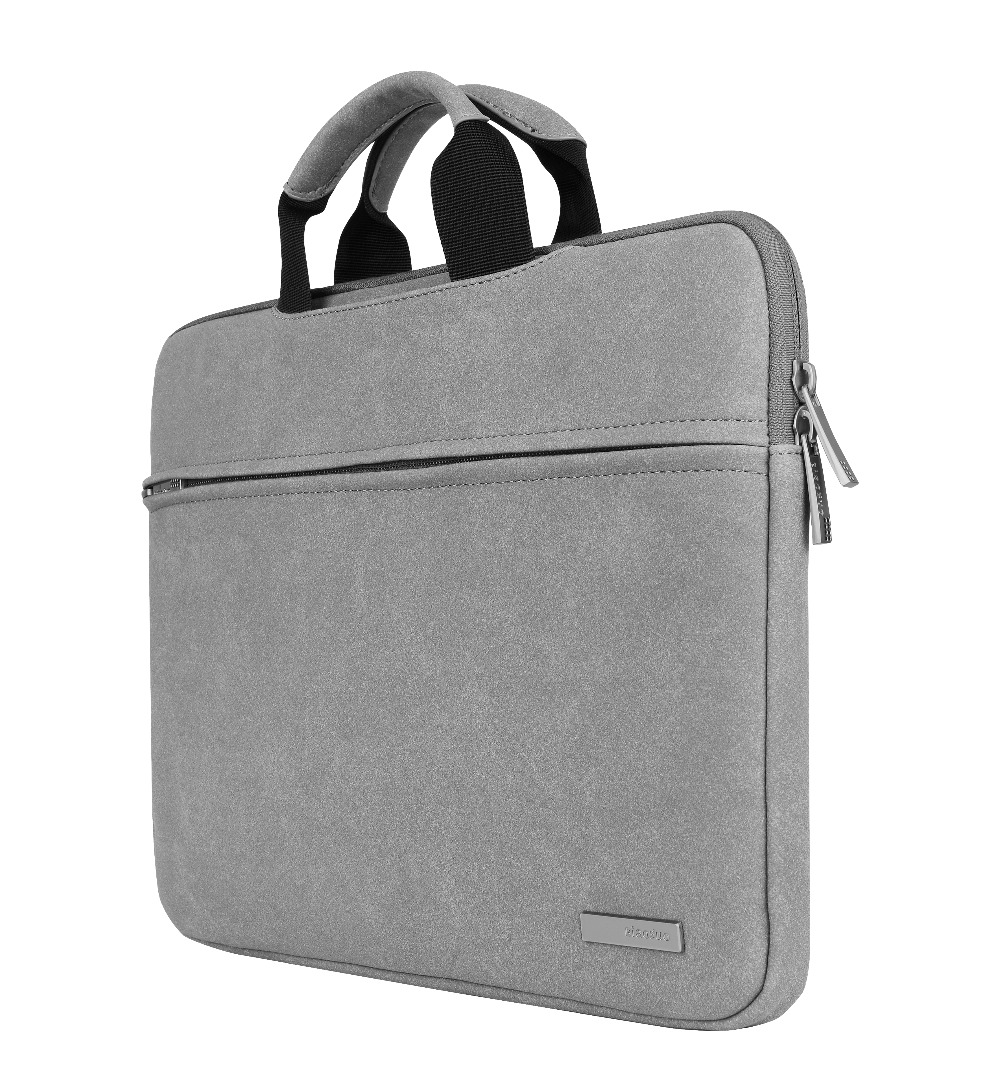 Matte Surface Briefcase Portable Handbag for Macbook Notebook 13.3 Cover Case for Mac Air Pro 13 Cases Laptop Bag 11.6 14 15.6
