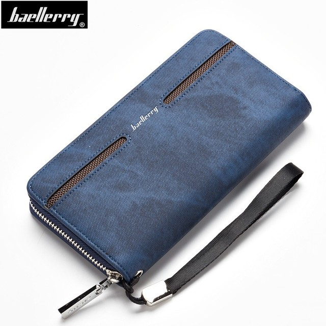 Nice Canvas wallet long casual fashion style men wallets women clutch money bag unisex purse high quality guarantee phone holder