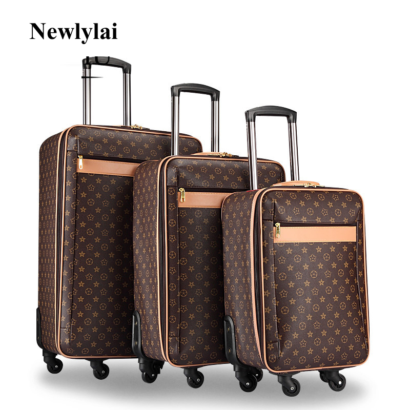 Universal wheel suitcases Oxford cloth 20/24/28 inch check-in luggage Zipper travel bags JJ170091