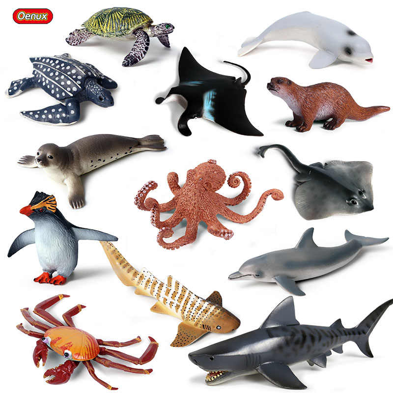 Detail Feedback Questions about Oenux Sealife Animal Ray