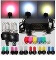 Car u spiral tube fog lamp flash lamp strobe light headlight rear light   brake lights red blue