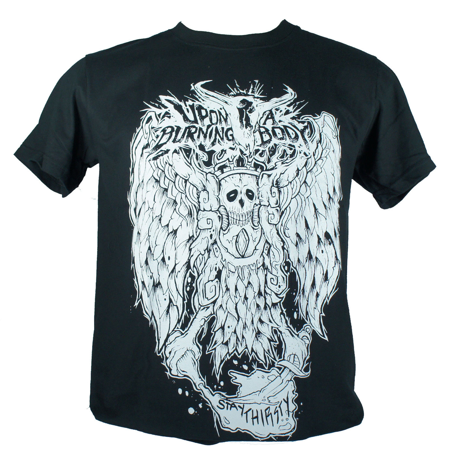 Upon A Burning Body Medium Size M New! T-Shirt (Stay Thirty) 1406
