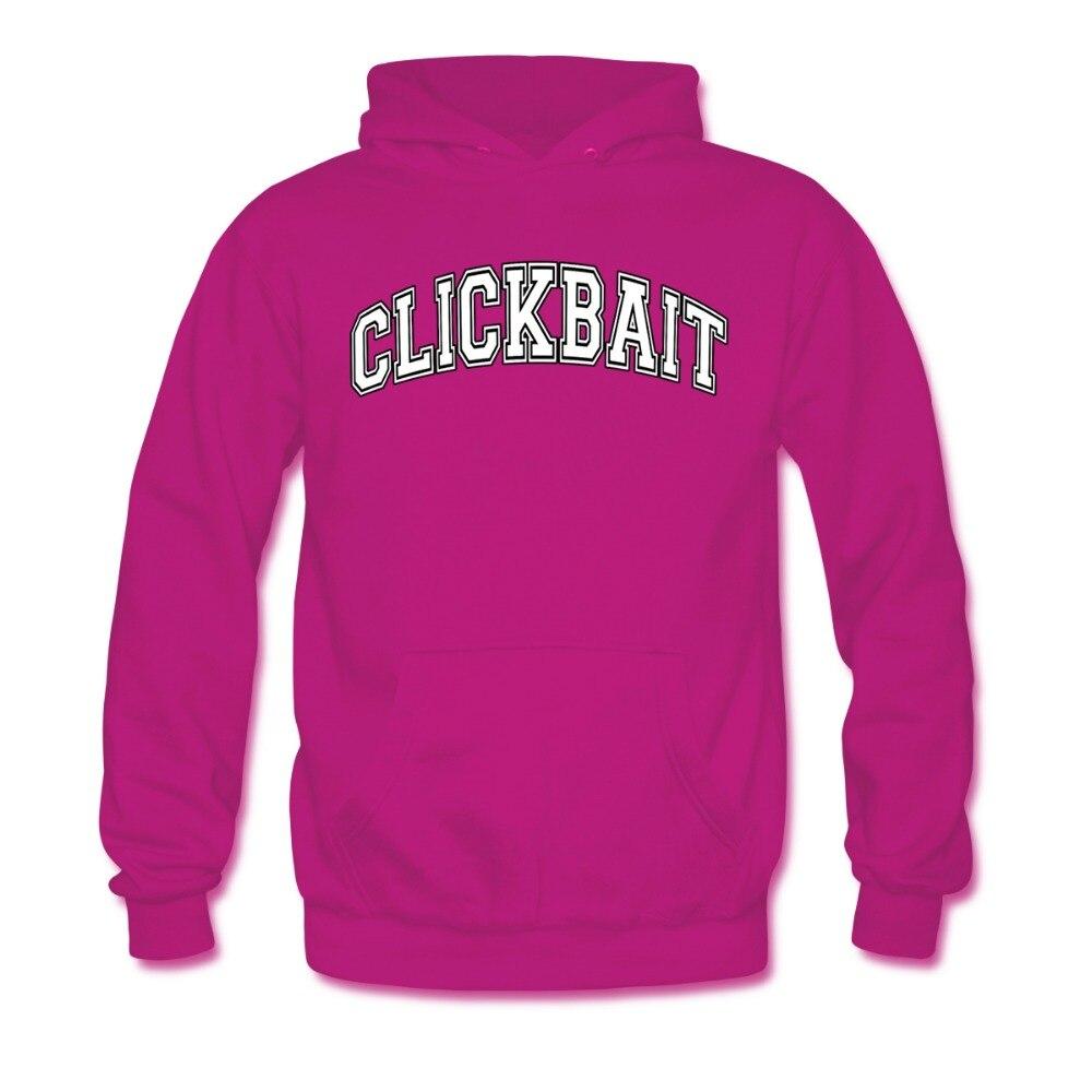 9621ee64868d9 Detail Feedback Questions about CLICKBAIT Unisex Hoodie Sweatshirt ...
